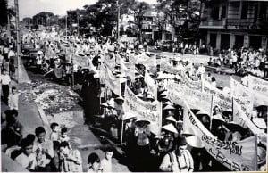 Ki niem quoc te lao dong 1966 tai Sai gon
