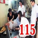 Cấp cứu tai biến đột quỵ gọi 115