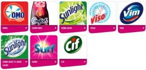 Hoa chat tay rua gia dinh cua Unilever