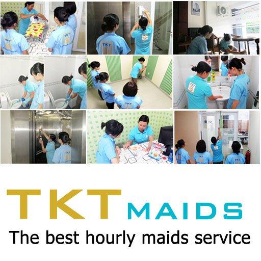 dịch vụ giúp việc nhà TKT Maids