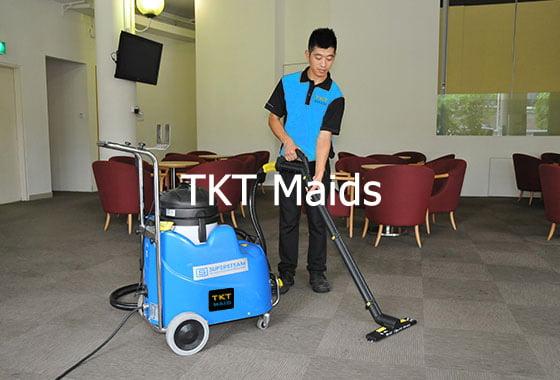 tạp vụ văn phòng, công ty TKT Maids