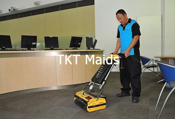 dịch vụ vệ sinh văn phòng định kỳ