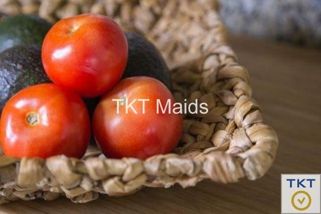 bảo quản cà chua nhiệt độ phòng
