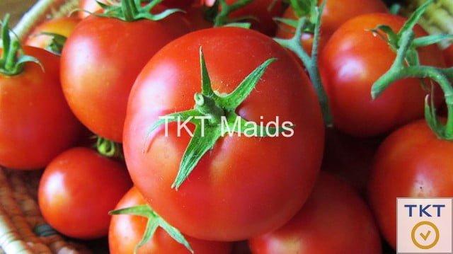 bảo quản cà chua trong tủ lạnh