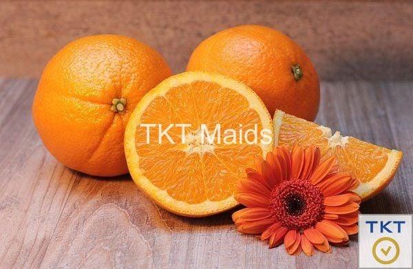 bảo quản cam trong tủ lạnh