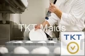 dịch vụ rửa chén nhà hàng TKT Maids