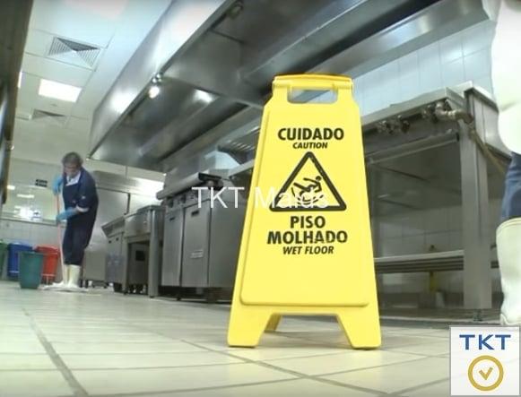 tạp vụ vệ sinh, rửa chén nhà hàng