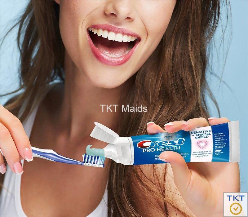 kem đánh răng dành cho răng nhạy cảm