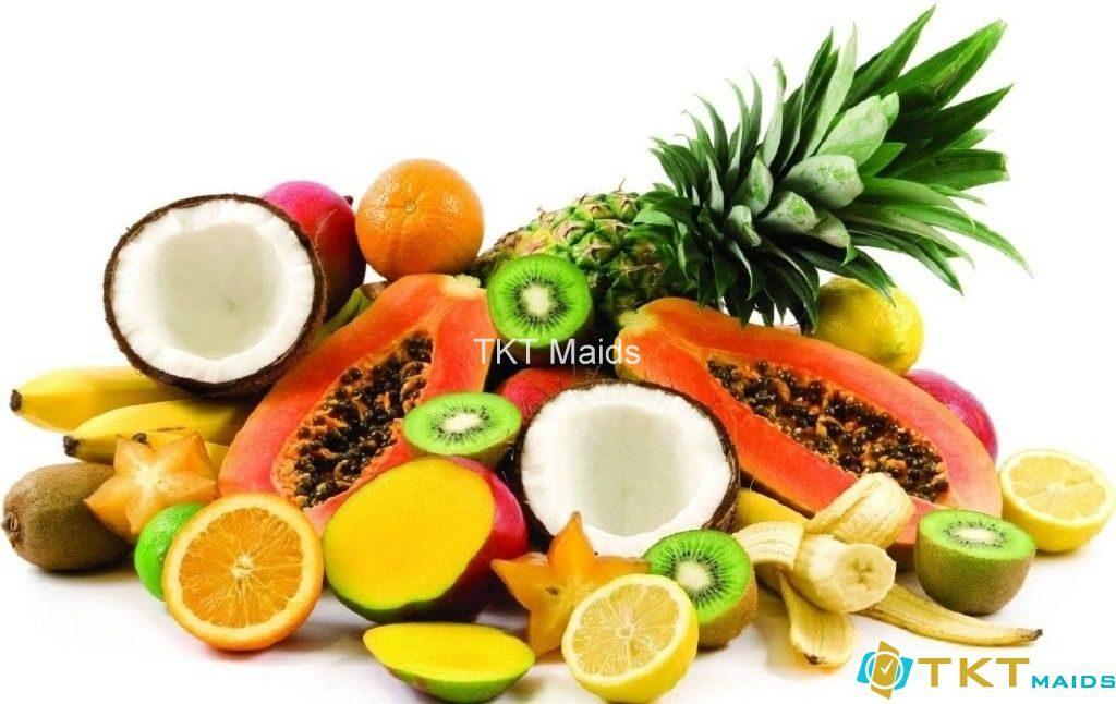 bổ sung các loại rau củ giải nhiệt cơ thể