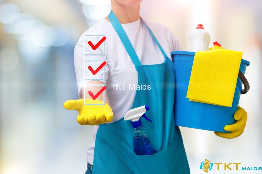 checklist làm sạch văn phòng chi tiết