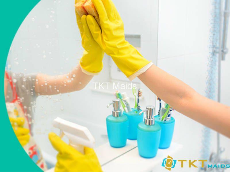 Checklist vệ sinh công ty khu vực nhà vệ sinh