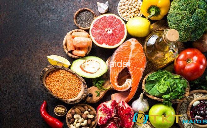 thực phẩm và vai trò đối với sức khỏe
