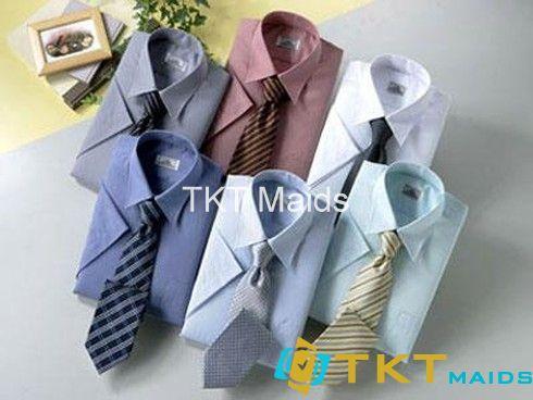 Áo sơ mi và cà vạt cho Thầy giáo.