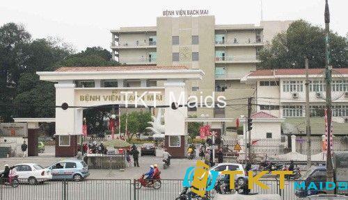 Khoa Khám bệnh - Bệnh viện Bạch Mai