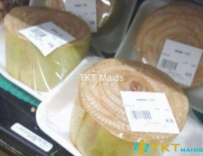 Thân chuối xuất khẩu sang Nhật