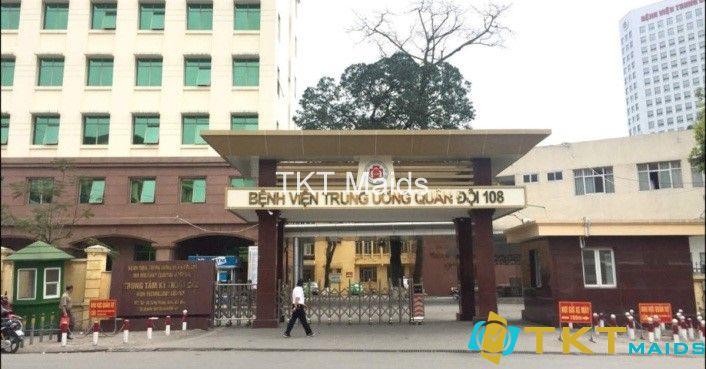 Gói chăm sóc sức khỏe cơ bản tại Bệnh viện Trung ương Quân đội 108.