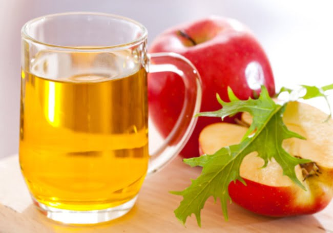 Mặt nạ dưỡng da từ giấm táo