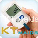 Máy kiểm soát lượng đường trong máu