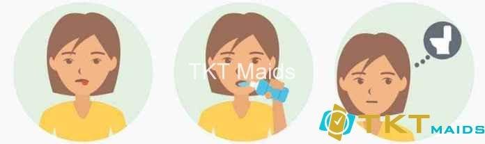 Nhận biết dấu hiệu ketosis