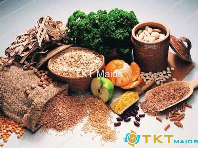 Thực dưỡng là một chế độ ăn khoa học và hợp lý
