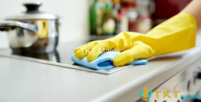Lau, rửa, vệ sinh, khử trùng bề mặt