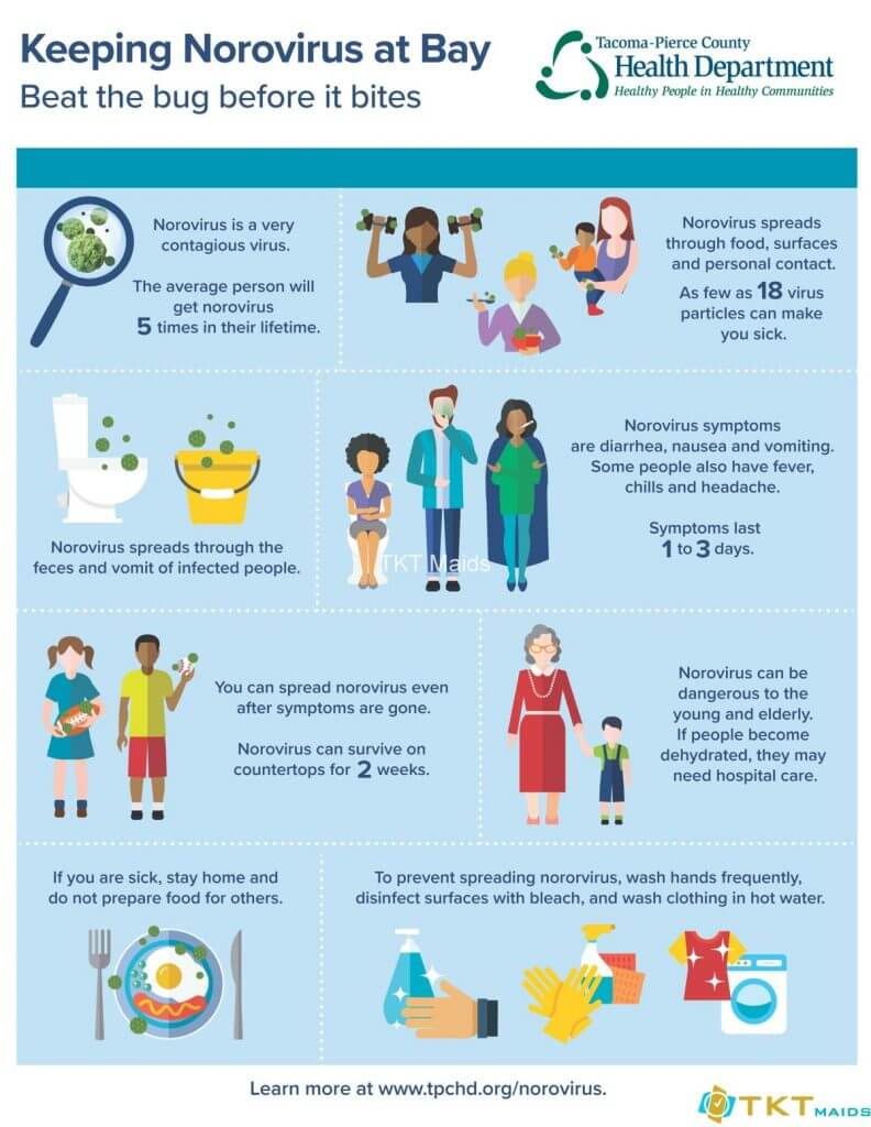 Tổng quan kiến thức về Norovirus
