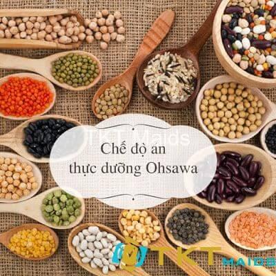 chế độ thực dưỡng Ohsawa