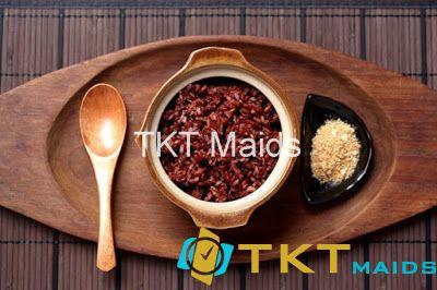 gạo lứt - muối mè có rất nhiều dưỡng chất trong chế độ ăn thực dưỡng Ohsawa