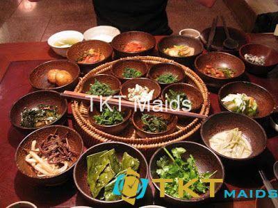 Một bữa ăn trong chế độ ăn thực dưỡng Ohsawa
