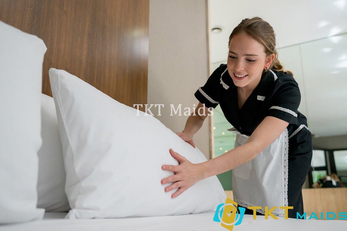 Title: Hình ảnh: Vệ sinh phòng ở của khách sạn