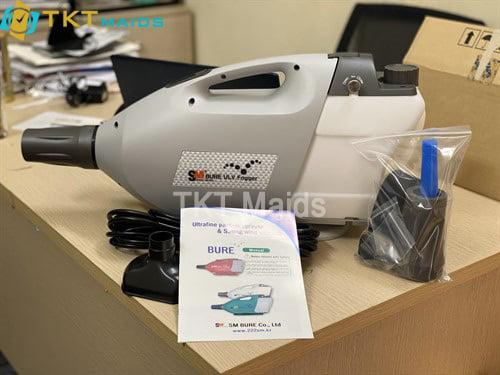 Photo: ULV pressure spraying machine