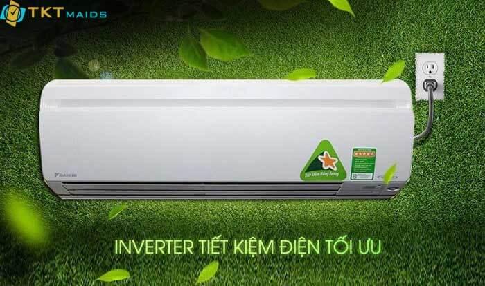 Hình ảnh: Máy lạnh inverter