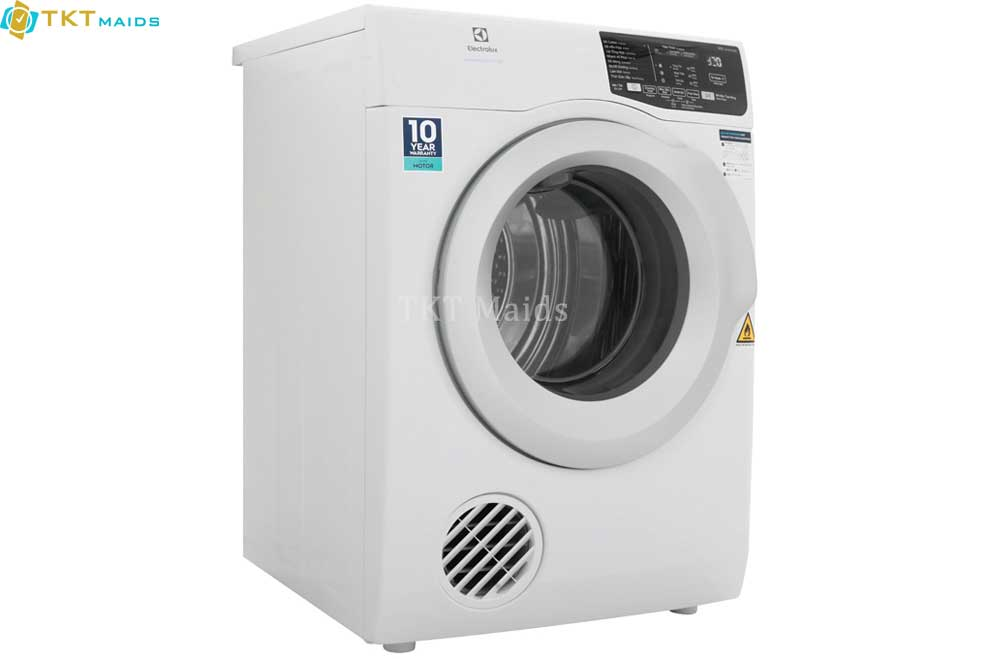 Hình ảnh: máy sấy quần áo Electrolux