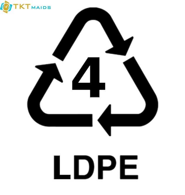 Hình ảnh: nhựa loại 4 LDPE