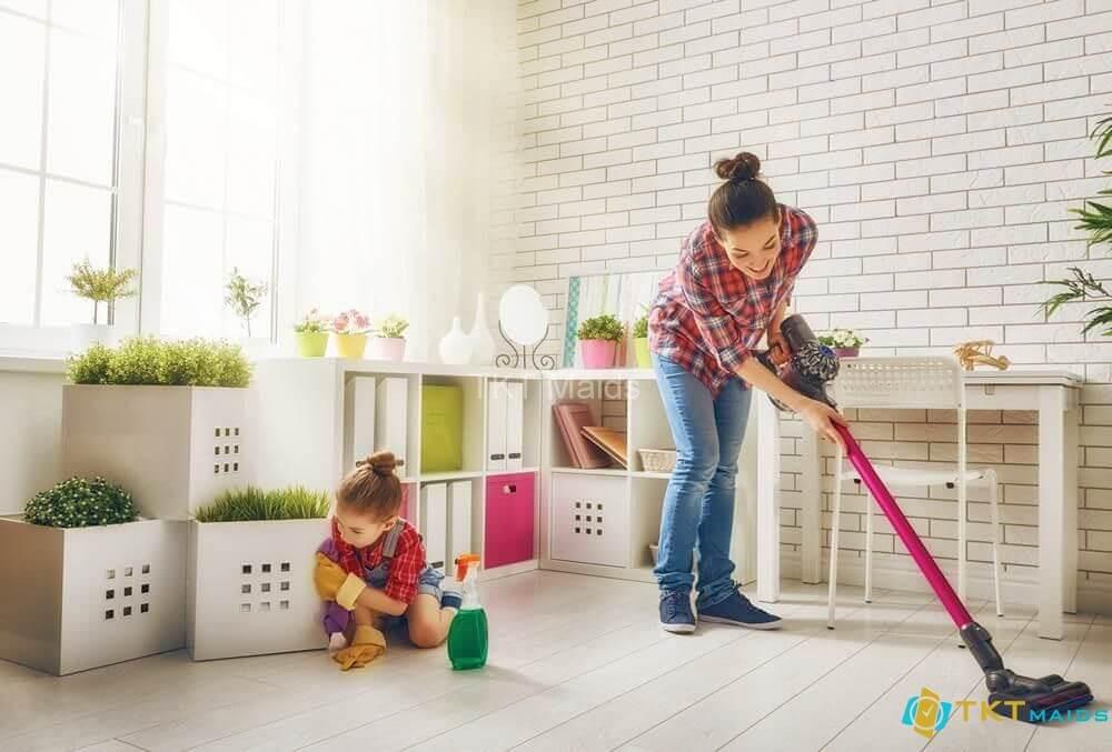 Hình ảnh minh họa: cách dọn dẹp nhà cửa