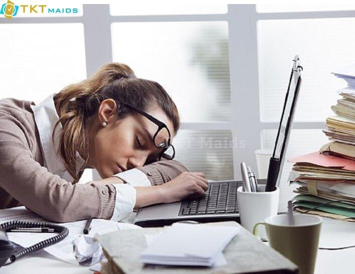 Nhân viên không có động lực làm việc