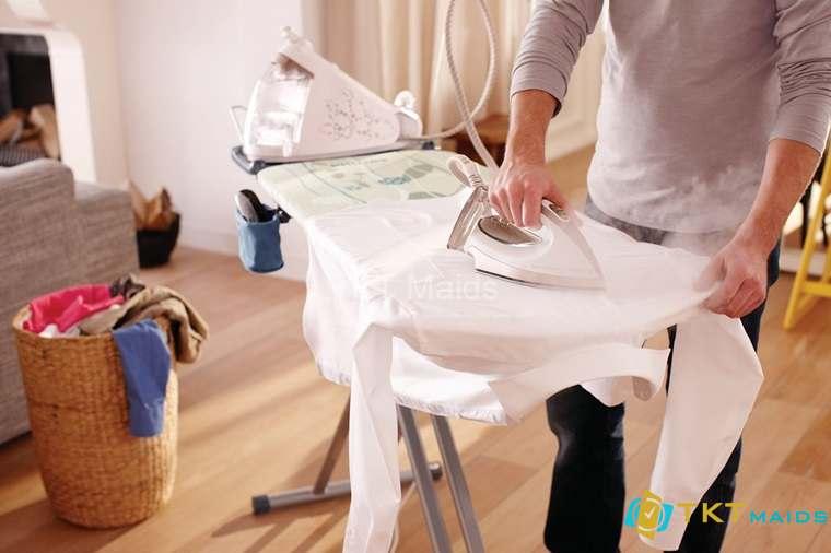 Hình ảnh minh họa: cách là ủi quần áo