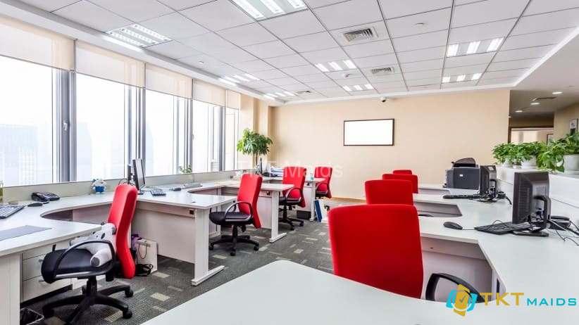 Hình ảnh: giữ văn phòng bạn luôn sạch sẽ là lợi ích đầu tiên của tạp vụ văn phòng