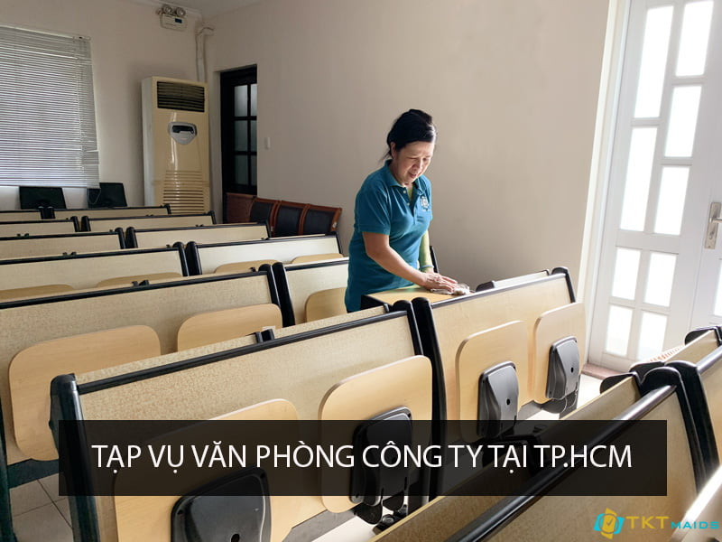 Tạp vụ văn phòng công ty tại TPHCM